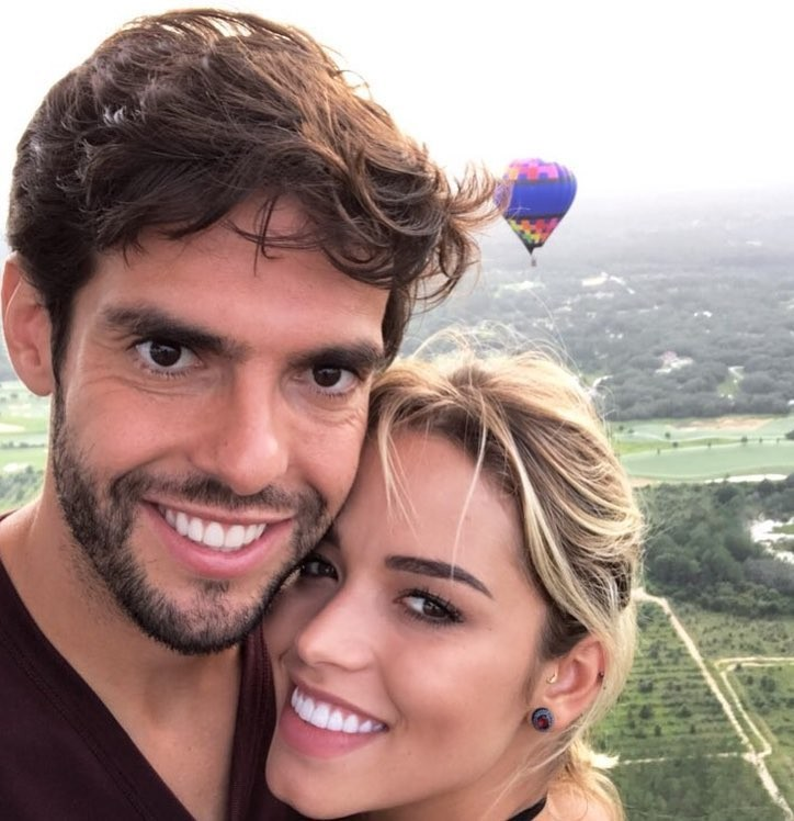Kaká e Carol (Foto: Reprodução/ Instagram)