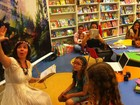 Oficina gratuita de contação de histórias é oferecida em Salvador