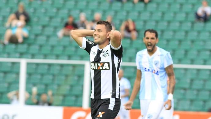 figueirense x londrina primeira liga (Foto: Luiz Henrique / FFC)