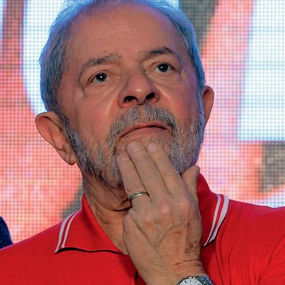 O ex-presidente Lula (Foto:  WERTHER SANTANA/ESTADÃO CONTEÚDO)