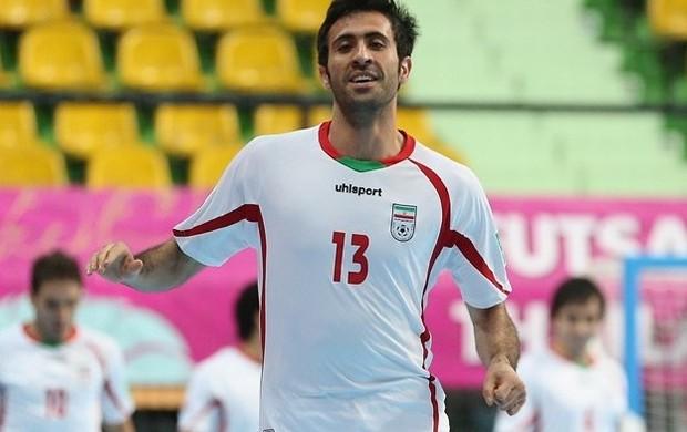 Irã Esmaeilpour futsal (Foto: Getty Images/Fifa)