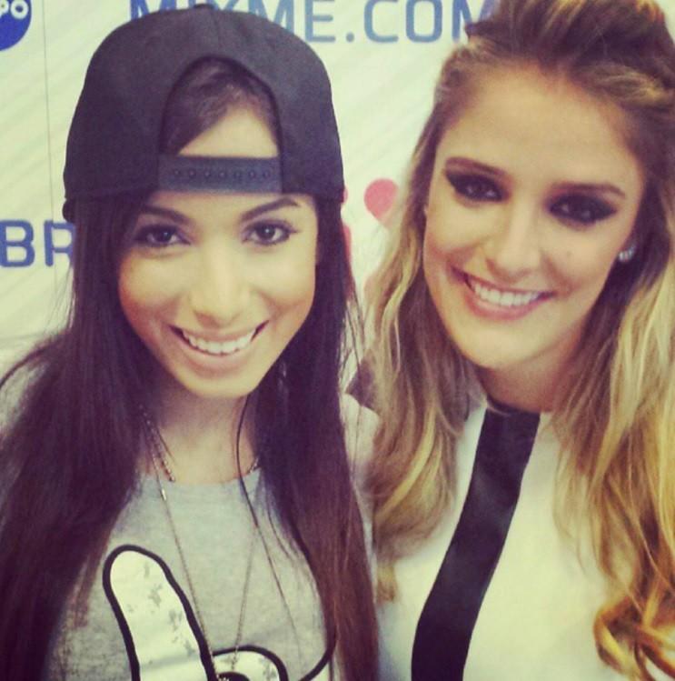 Anitta e Rafa Brites (Foto: Reprodução/Instagram)