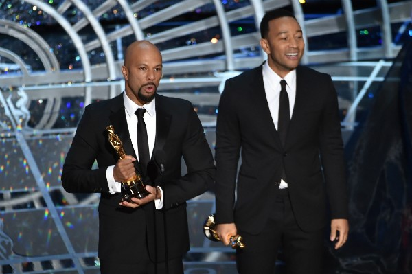 Os cantores Common e John Legend (Foto: Getty Images)