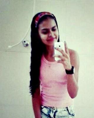 Luana foi morta com um tiro no tórax durante assalto na sua casa  (Foto: Divulgação/Facebook)