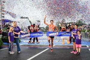 3e751e10a33 O corredor nunca imaginou que somaria cinco títulos da Maratona da Disney  (Foto  Arquivo