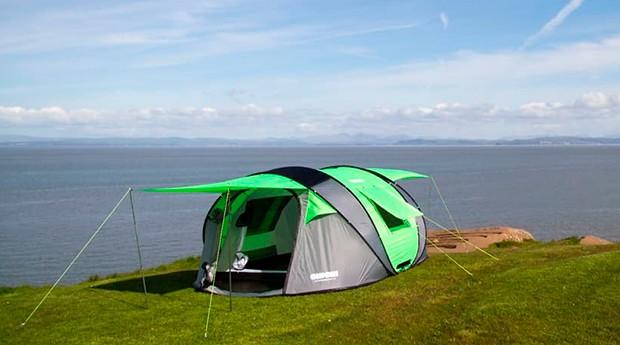 Cinch, barraca, tenda (Foto: Divulgação)