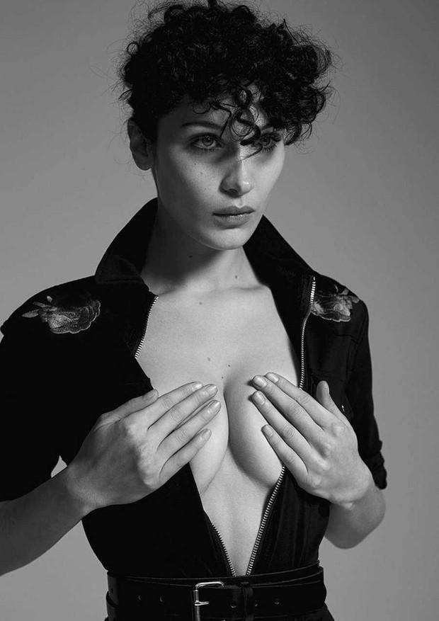 Bella Hadid (Foto: Reprodução)