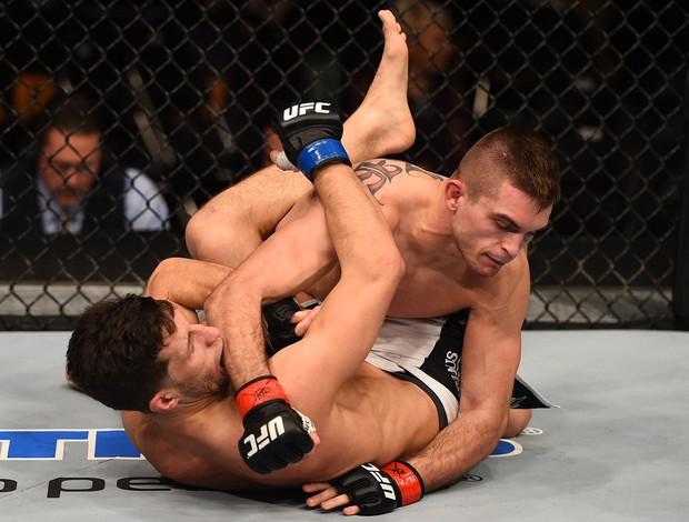 Case x Perez, UFC (Foto: Getty Images)