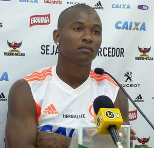 Samir coletiva Flamengo (Foto: Globoesporte.com)