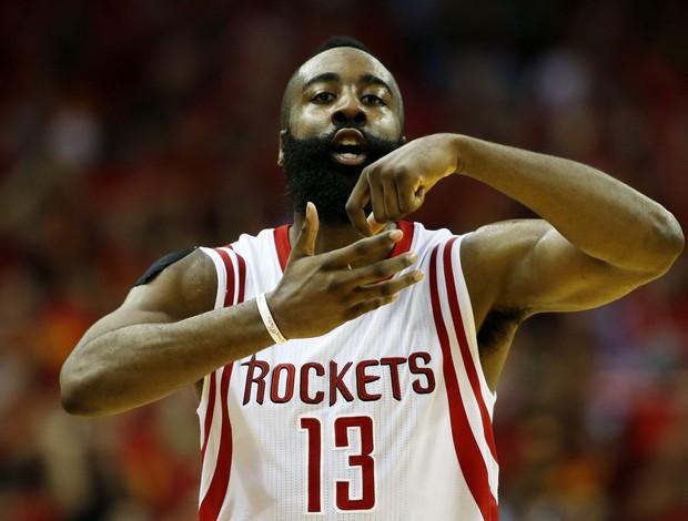 James Harden Houston Rockets Los Angeles Clippers NBA
