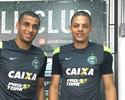 Dupla sertaneja? Walisson e Welinton estreiam como titulares no Coritiba