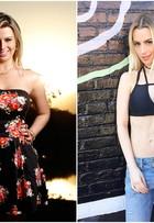 Fernanda Keulla sobre magreza: 'Fiz muita dieta e aeróbico na academia'