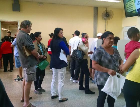 Hospital Municipal Dr. Arthur Ribeiro de Saboya (Foto: Robson Ventura/Folhapress)
