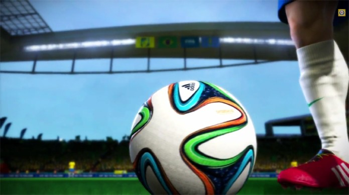 Jogo oficial da Fifa para a Copa do Mundo de 2014 tem o Brasil como centro das atenções (Foto: Reprodução)