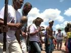 Indígenas desbloqueiam rodovia BR-101 em Porto Real do Colégio