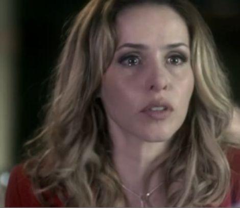Leona Cavalli, a Glauce de 'Amor à vida' (Foto: Reprodução)