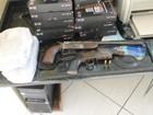 Gaeco prende policiais suspeitos de integrar quadrilha de roubo de cargas