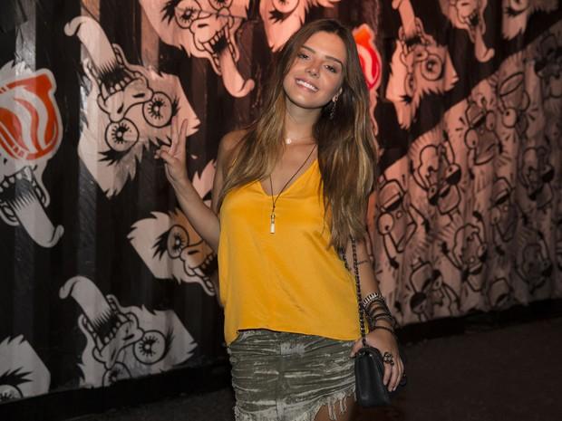 Giovanna Lancellotti em festa no Rio (Foto: Felipe Panfili/ Divulgação)