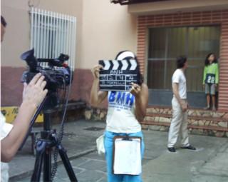 Mostra traz a história do cinema de Três Rios (Foto: Acervo Joel São Tiago/ Divulgação Cubo Propaganda)