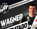 Vasco anuncia contratação de Wagner, terceiro reforço para 2017