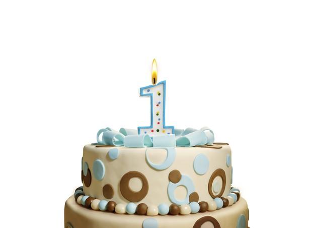 Bolo de festa pode ser feito sem pasta americana (Foto: Thinkstock)