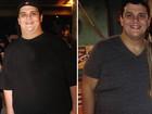 Com menos 100kg, Renato Franco lembra papo com Caio Castro: 'Meu fã'