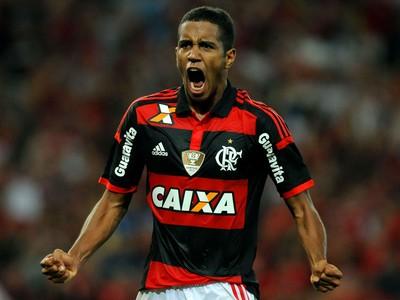 Flamengo x Atlético-MG - Gabriel (Foto: André Durão)