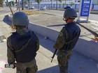País dá início ao maior esquema de segurança já feito em megaevento