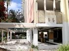 Justiça do DF suspende leilão de hotel abandonado no Plano Piloto