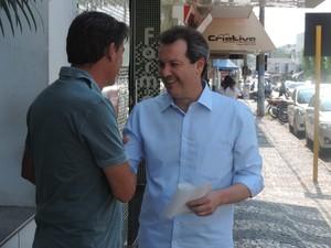 Flávio Prandi será o único candidato a prefeito em Jales (Foto: Marcos Lavezo/G1)