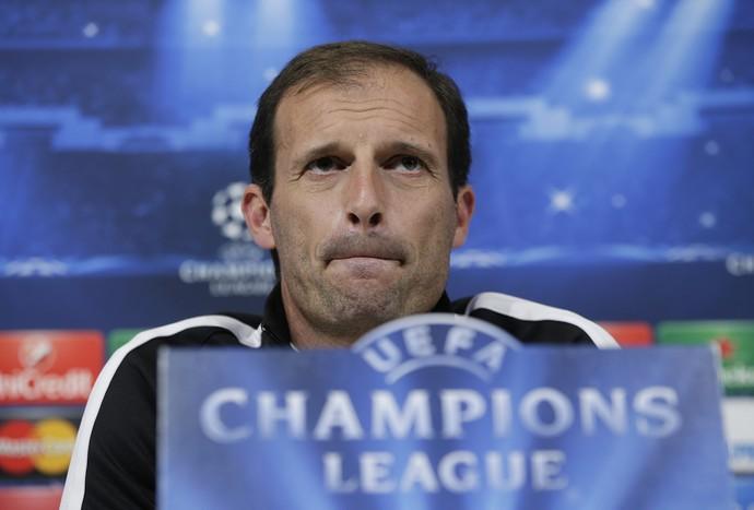 Allegri Juventus (Foto: Reuters)