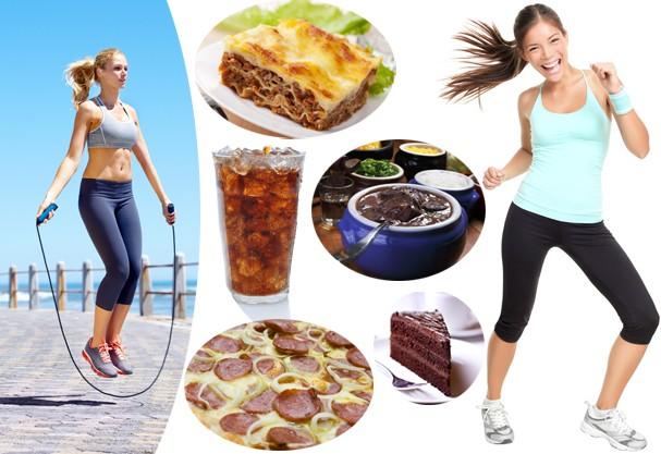 calorias (Foto: Shutterstock)