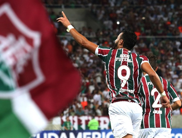 Henrique Dourado, Fluminense