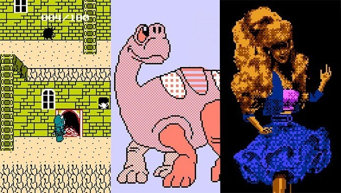 Lista reúne os piores jogos do NES (Foto: Reprodução/Murilo Molina)