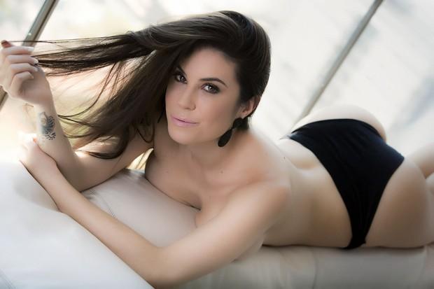 Jéssica Amaral (Foto: Divulgação / Site Diamond)