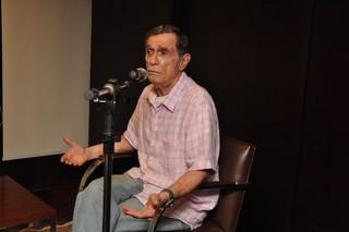 Jorge Mautner (Foto: Roberto Teixeira / EGO)