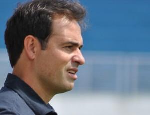 Sidney Moraes dá aval para a chegada do goleiro Bruno. (Foto: Lucas Magalhães)