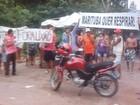 Moradores de Marituba encerram protesto contra aterro sanitário