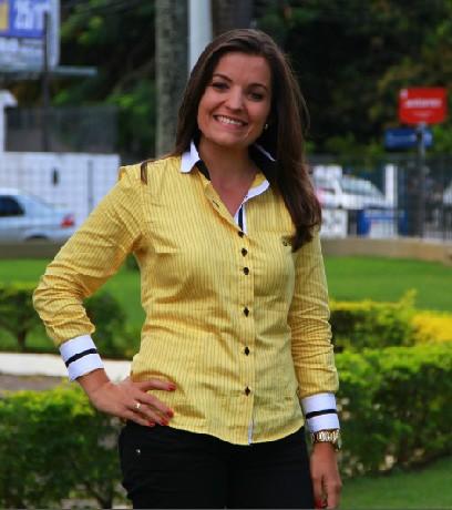 Larissa Pereira (Foto: Rizemberg Felipe/ Jornal da Paraíba)
