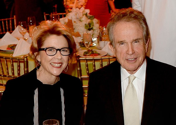Warren Beatty e Annette Bening (Foto: Getty Images)