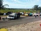 Fim de semana começa com 5 mortes e 11 feridos em estradas do RN