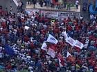 Bombeiro do RJ flagrado articulando greves em outros estados é preso