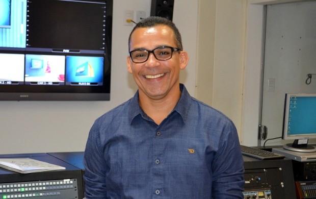Paulo Henrique Nascimento retornou das férias nesta quarta-feira (1º) (Foto: Murilo Lima)