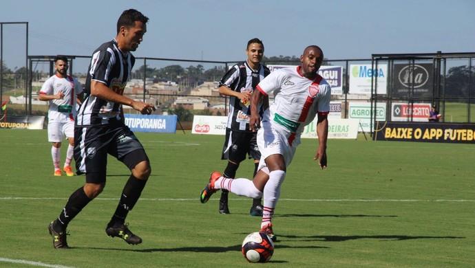 Votuporanguense x Mogi Mirim - Campeonato Paulista Série A2 2017 (Foto:  Rafael Nascimento/CAV)