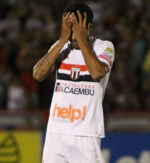 baixas (Rogério Moroti / Agência Botafogo)