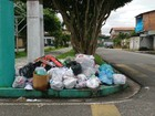 Moradores de Ananindeua reclamam da coleta irregular de lixo