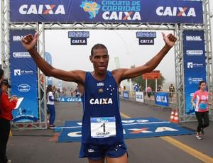 Giomar Pereira já conquistou o primeiro lugar do ranking nacional em cinco oportunidades (Foto: Luiz Doro/adorofoto)