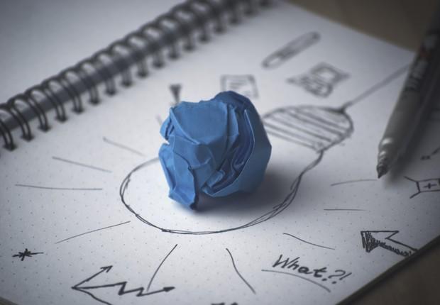 ideia, criatividade, brainstorm, liderança criativa (Foto: Pexels)