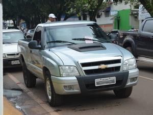 Lei municipal que garante gratificações a agentes de trânsito por multa aplicada, em Cacoal (Foto: Paula Casagrande/G1)