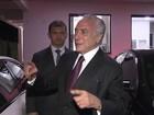 'Vamos continuar a pacificar o país', diz Temer após resultado do TSE